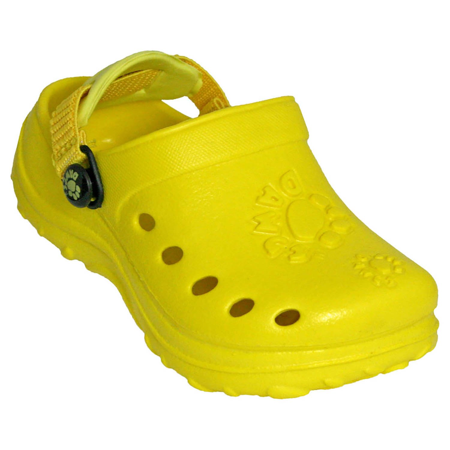 DAWGS Kids' Clogs Yellow Size 12 USA Dawgs Inc. DCLG.U.K.Yw.0012