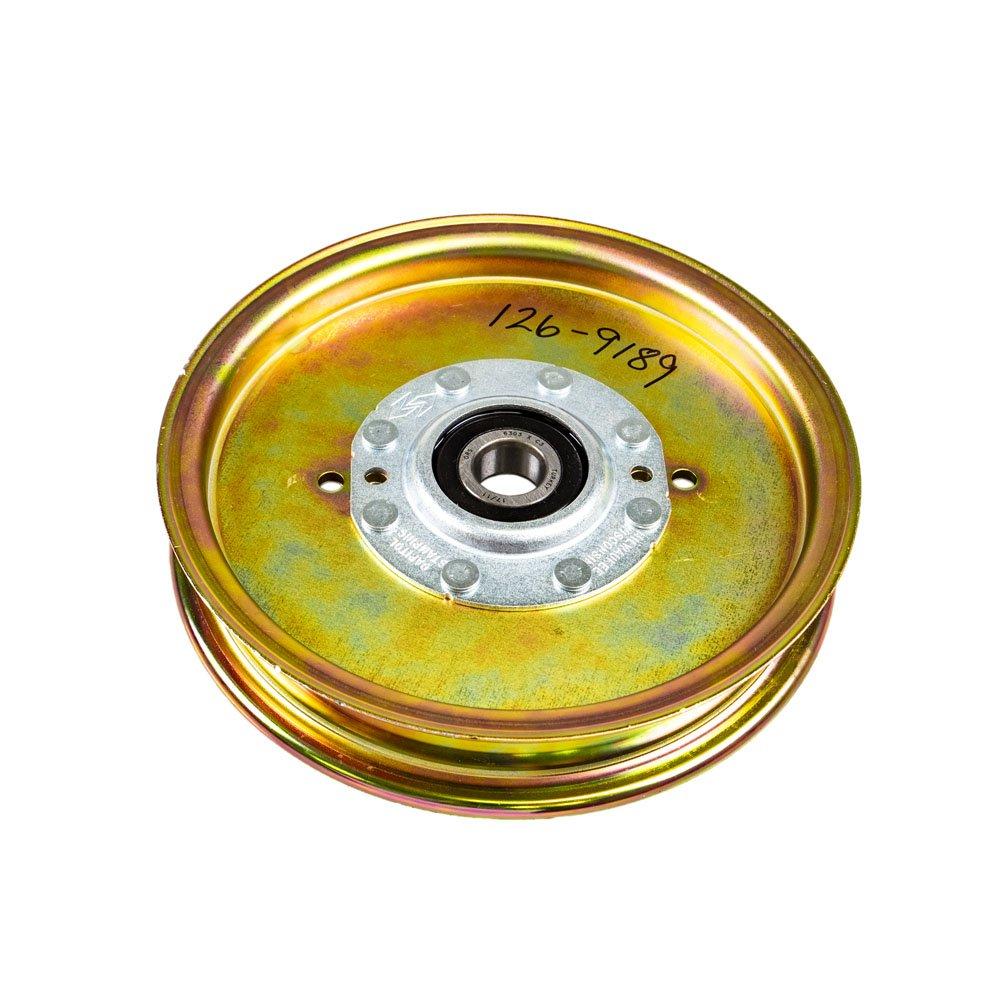 Amazon.com: Exmark 116 – 4670 pulley-idler, Flat: Jardín y ...
