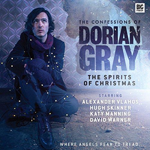 Audio Gray Book Dorian - The Confessions of Dorian Gray - The Spirits of Christmas