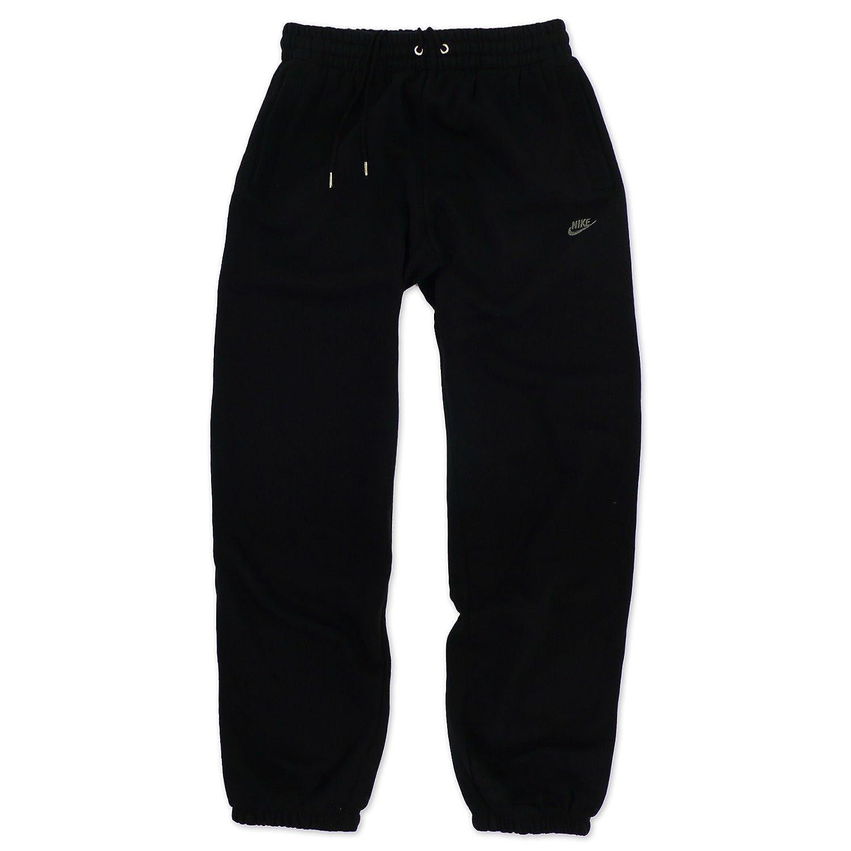 Nike Sportswear HBR Men s Brushed Fleece Pants Black black Size S ... 38f123001