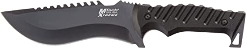 MTECH USA XTREME MX-8119 Fixed Blade Tactical Knife, 11.5 Overall