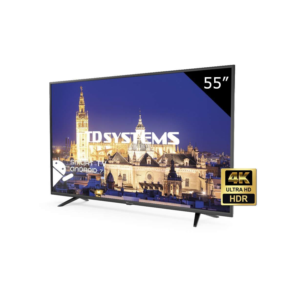 Las 10 mejores TV por menos de 500 euros (Actualizado febrero 2020) 4 tv por menos de 500 euros