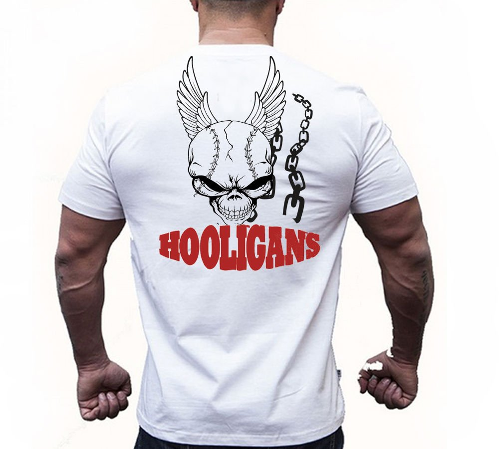 Amazon.com : MMA HOOLIGAN ACAB fighting ROPA Gimnasio Culturismo CAMISETA ENTRENAMIENTO Ropa : Sports & Outdoors