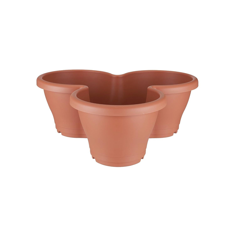 Elho corsica vertical garden s flowerpot - mint 7551343662300