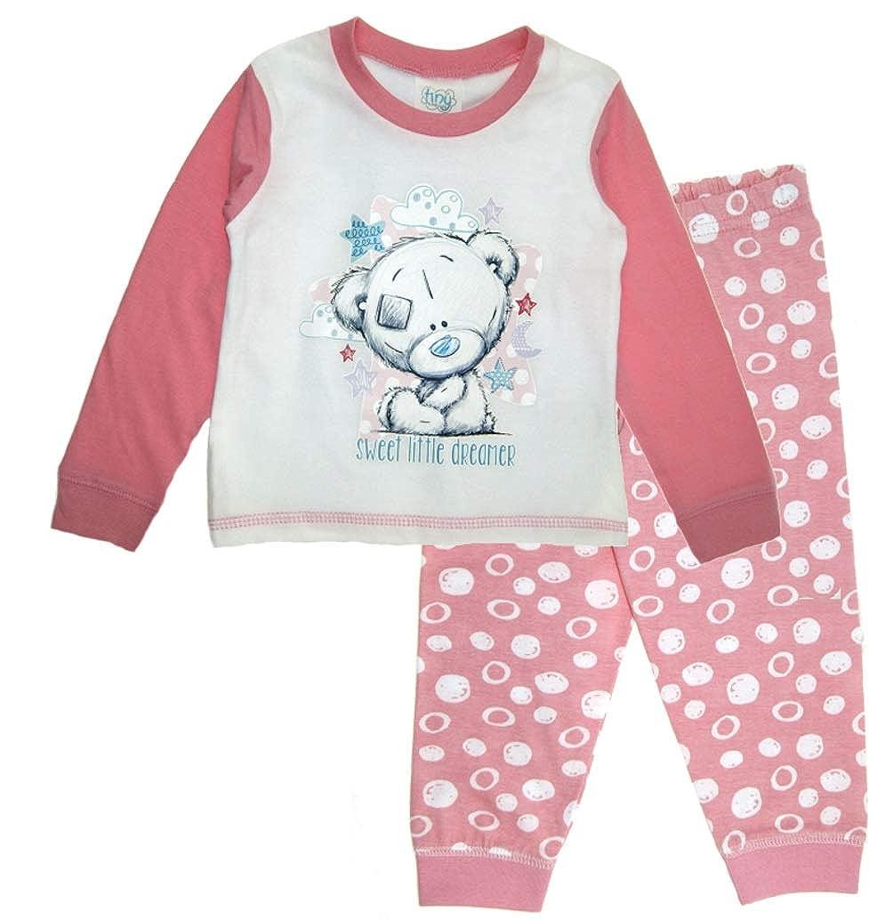 Baby Girls Me to You Long Pyjamas Tatty Teddy Little Dreamer Shoe Directory LB102114