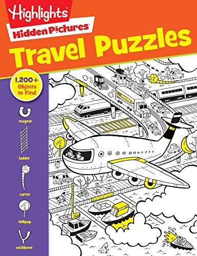 (Travel Puzzles (Highlights(TM) Hidden)