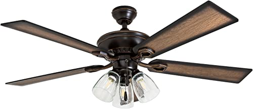 Prominence Home 40278-01 Glenmont Rustic Ceiling Fan