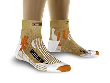 X-Socks Funktionssocken Speed Metal - Calcetines: Amazon.es: Deportes y aire libre