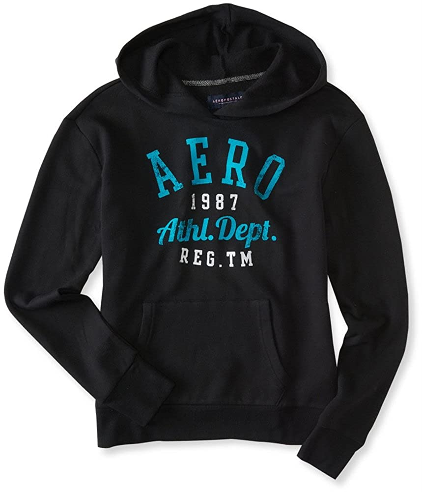 Aeropostale Womens Athletic Dept. Hoodie Sweatshirt 1126-2