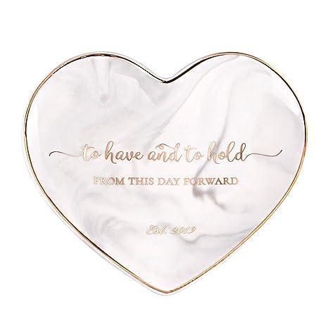 Amazon.com: VILIGHT Regalos de boda únicos para la pareja ...