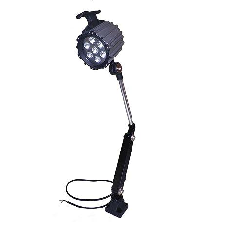 Z LIVE CENTER LED Machine Work Lamp 24V 9W Waterproof CNC Worklight