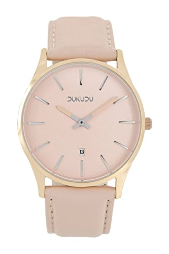 Dukudu Reloj de mujer DU-112