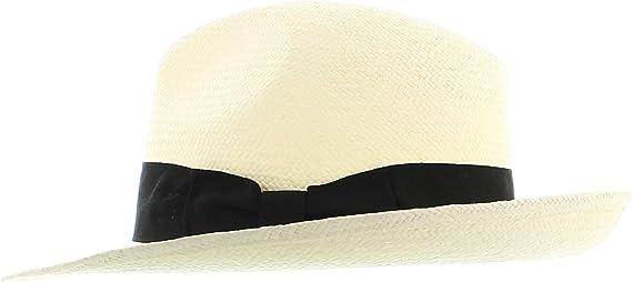 Panama Hat/ /Brisa/ /Raised Edge