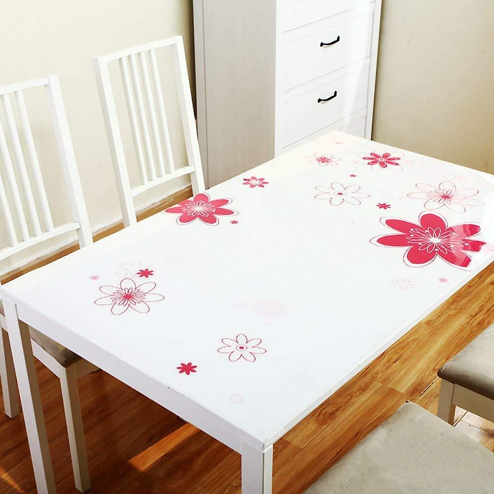 presentando toda la última moda de la calle G WENYAO Tablecloth Waterproof Oil-Proof Tea tabmat Soft tabmat tabmat tabmat European Tablecloth Rectangle,J_90x160cm 100x100cm  barato y de alta calidad