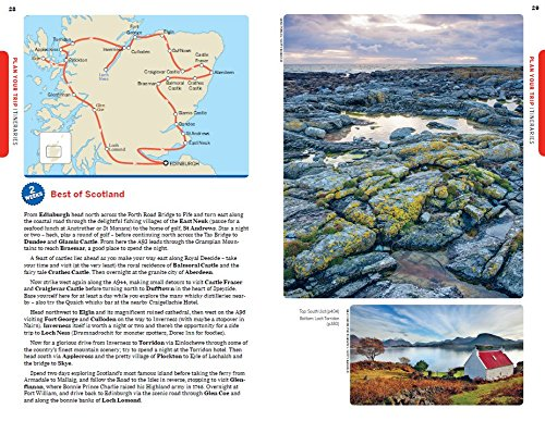 Lonely planet scotland travel guide buy online in uae for Travel guide to scotland
