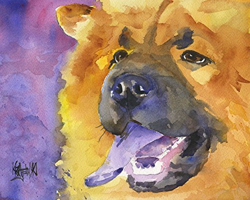 chow-chow-dog-fine-art-print-on-100-cotton-watercolor-paper