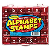Amazon Price History for:Learning Resources Lowercase Alphabet Stamps