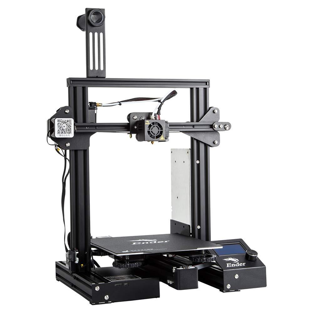 Official Creality 3D Store Ender 3 PRO 3D-Drucker mit magnetischer Oberflä che und MeanWell Netzteil