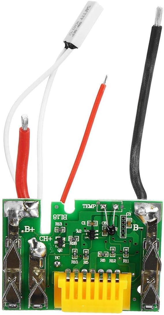 SXM-SXM 18V Li-ion Battery Protection Circuit Module Board For Makita Drill Memory Module Drill