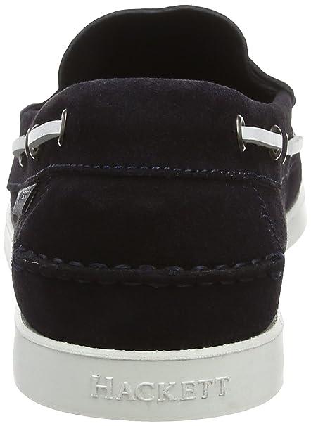 Hackett London DECKSHOE Antifaz, Zapatos para Hombre, 595NAVY, 39 EU: Amazon.es: Ropa y accesorios