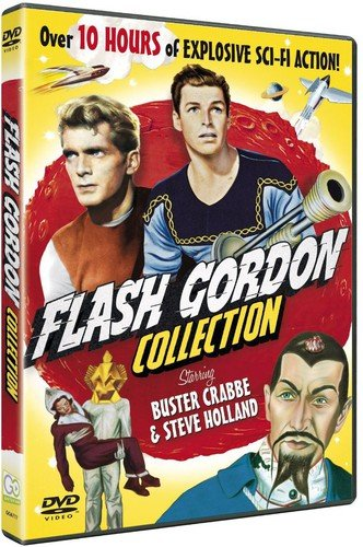 DVD : Flash Gordon (3-Disc Collector's Edition) (NTSC Format, 3 Disc)