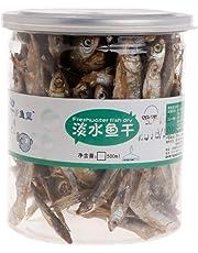 KunmniZ Alimento para Peces Alimentos para Tortugas Peces Secos Acuario Tanque De Peces Nutrición Seca Y