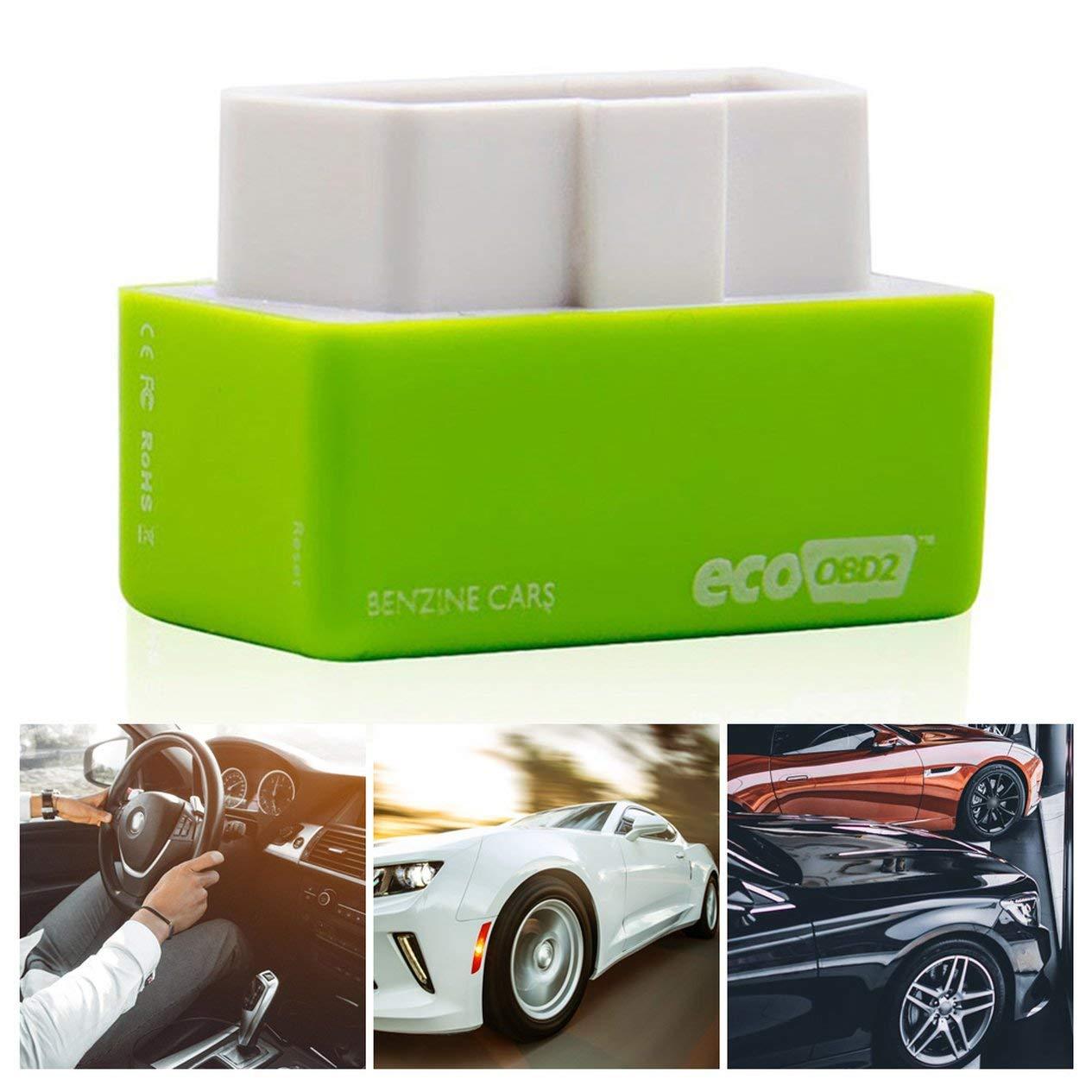 EdBerk74 /Économiseur de carburant /à essence pour v/éhicule automobile R/éduire les /émissions /Émetteur de carburant /à essence NITRO-OBD2 /Économiseur de carburant /à essence
