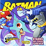 img - for Batman Classic: Starro and Stripes Forever: With Superman and Wonder Woman (Batman (Harper Festival)) book / textbook / text book