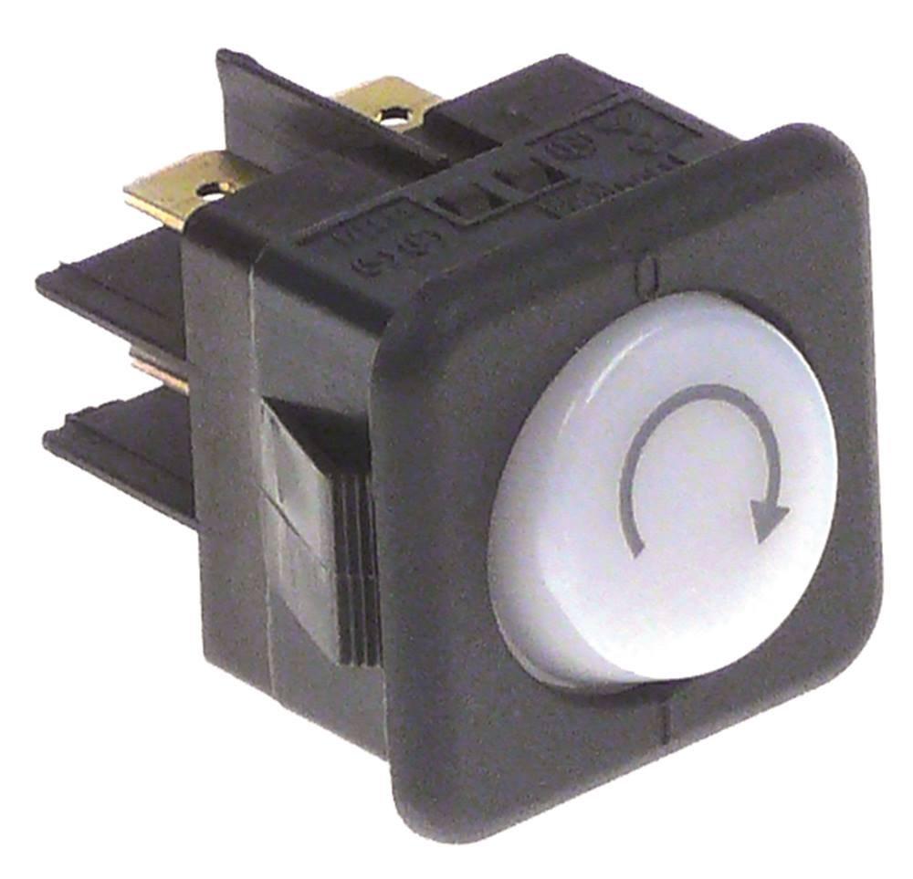 Interruptor basculante para lavavajillas Jemi GS-19, GS-18 ...