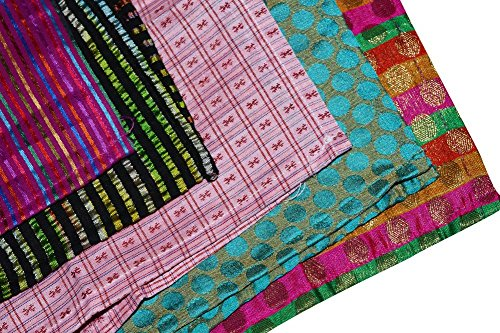 Ana'z Pocket Square Set of 5 Handkerchief Men's Fashion Multicolor Accessory by Ana'z (Image #3)