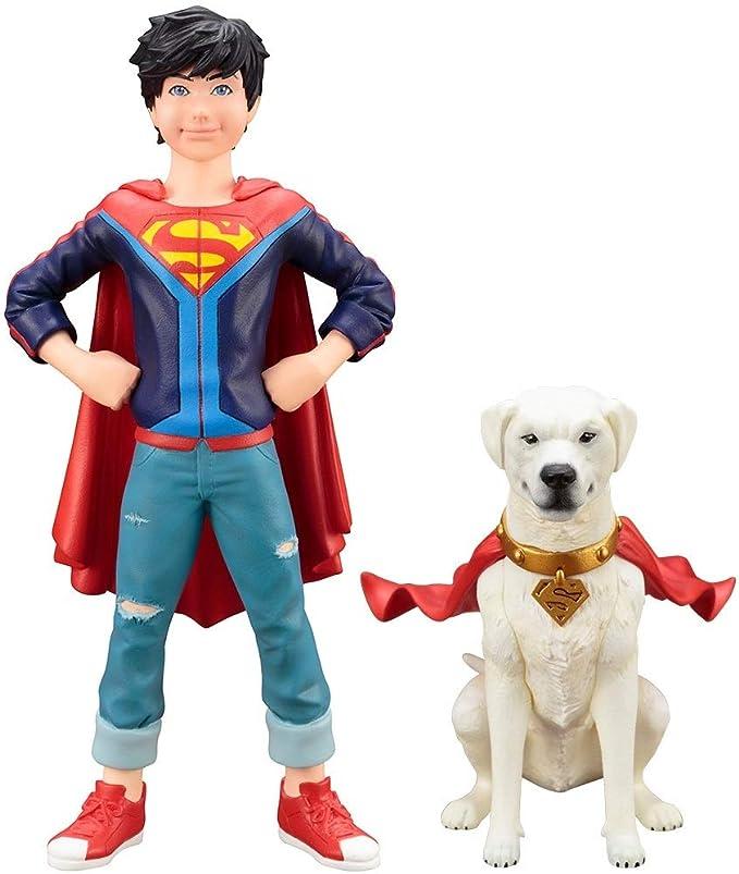 dc comics Super Sons Jonathan Kent & Krypto Two Pack Superman Kent ...