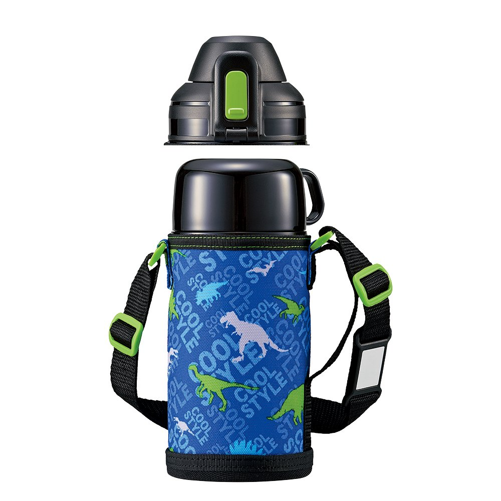 Zojirushi stainless bottle (0.62L) Zaurus Blau SP-HB06-AZ by Zojirushi