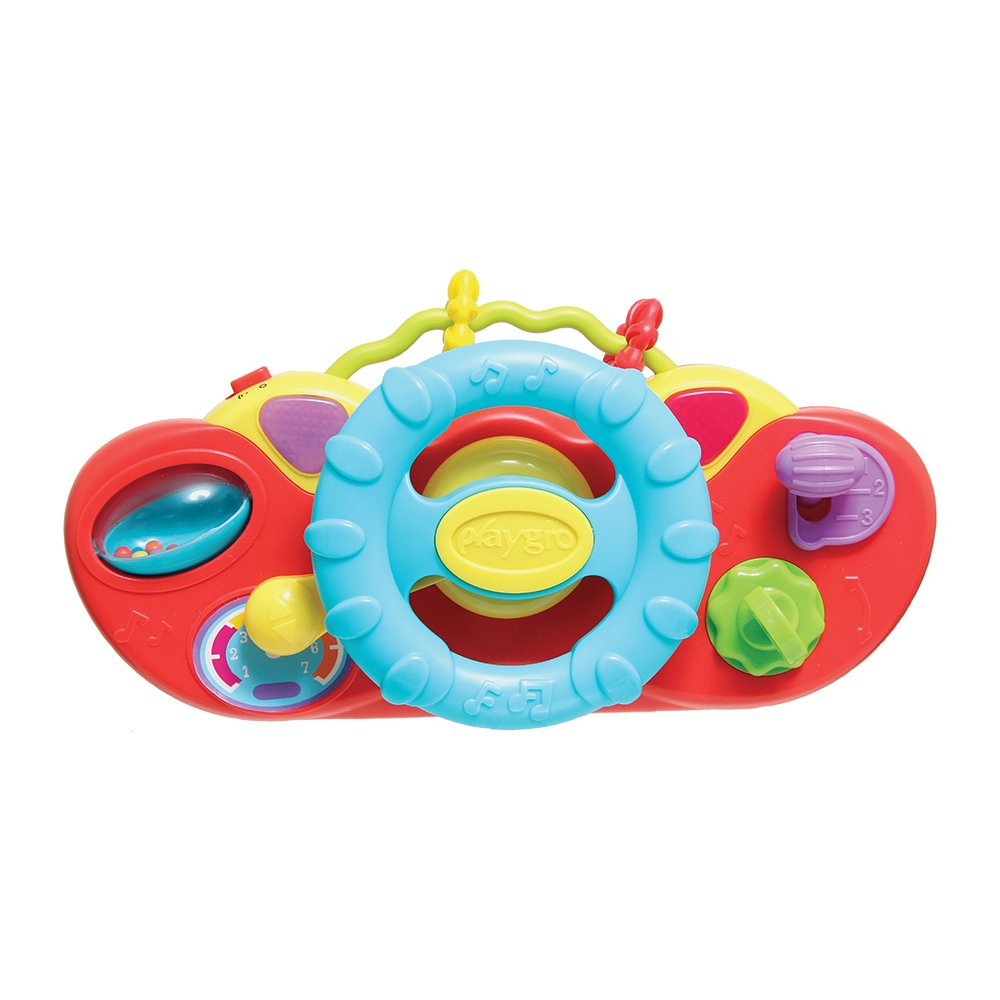 Playgro Music Drive and Go for Baby Infant Toddler Children