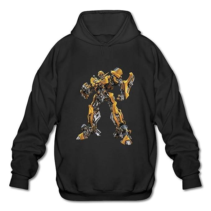 Zara Zora Hombres de Transformers Retro Sudaderas con Capucha Sudadera Negro XXXX-L: Amazon.es: Ropa y accesorios