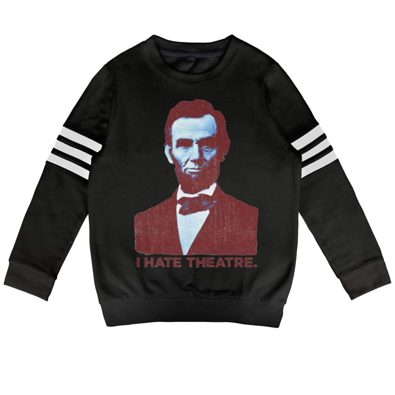 gISER Kids Lincoln Police Little Girls Long Sleeve T-Shirt for Girls Boys Sizes Outfit
