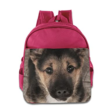 Amazoncom Fashion Daypack Print Little Dog Kids Backpack For