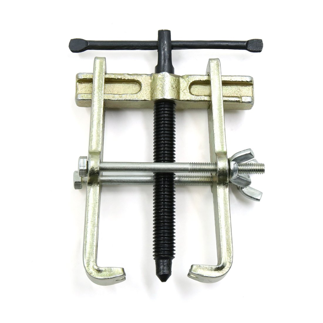 sourcingmap Auto   Car Straight Type Two Claws Bearing Remove Gear Puller Hand Tool sourcing map a11070700ux0095