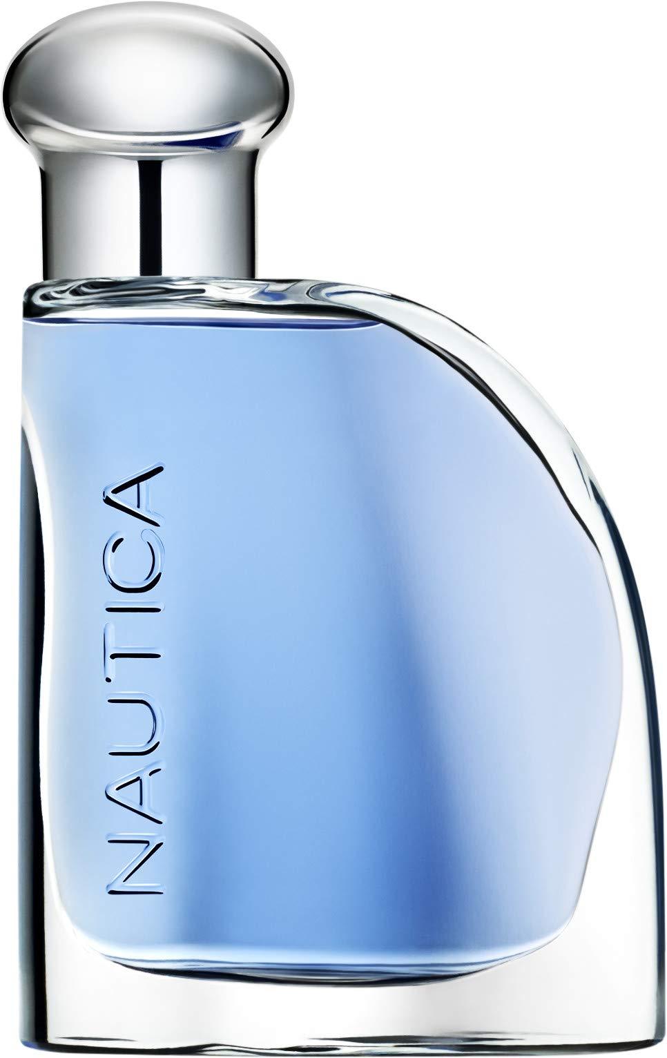 Nautica Blue Sail Eau de Toilette for Men, 0.5 Fluid Ounce