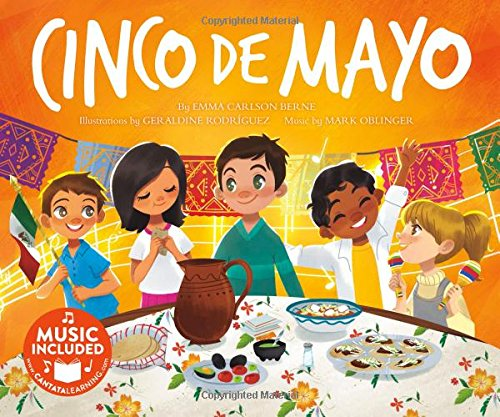 Cinco de Mayo (Holidays in Rhythm and - Songs Cinco Mayo De