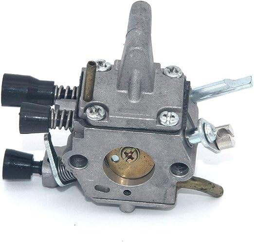 P SeekPro Carburador para Stihl STIHL FS120 FS120R BT120 BT120C ...