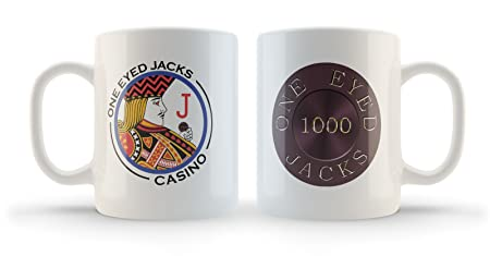 Taza de Café inspirada en One Eyed Jacks por Twin Peaks ...