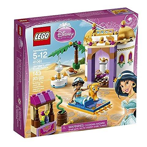 LEGO Disney Princess Jasmine's Exotic Palace (Lego Junior Princess)