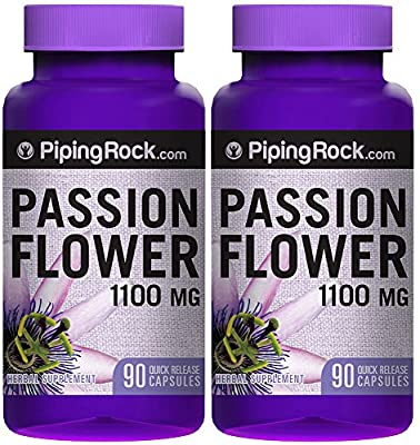 Passion Flower 1100 mg