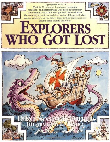 Explorers Who Got Lost from Tor Books