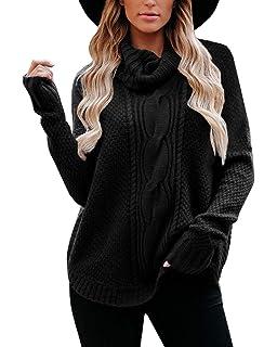 Jessica Simpson Ladies' Cowl Neck Long Sleeves Drop Sweater