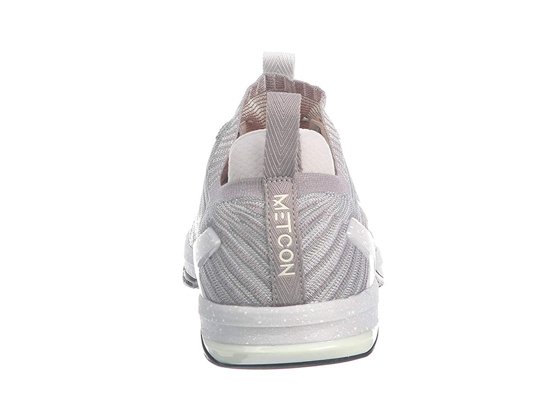 Nike Nike Nike Men's Metcon DSX Flyknit 2 Matte Silber Sail Atmosphere grau Nylon Running schuhe 10 D(M) US 2dc495