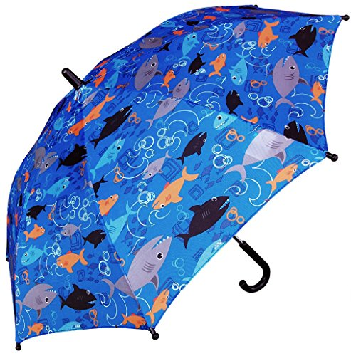 shark umbrella kids - 6