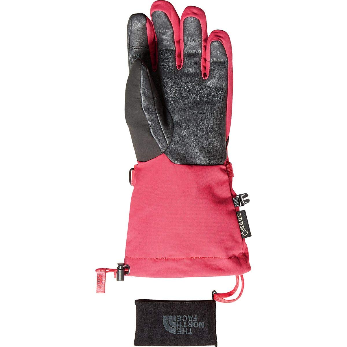The North Face Women's Montana Gore-Tex¿ Gloves Teaberry Pink/Tnf Dark Grey Heather LG by The North Face (Image #2)