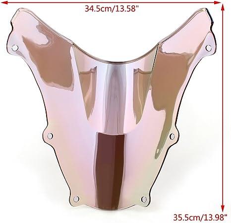 Puig 1346H Grille de Protection pour Suzuki SV650S 2003-2008 SV1000S 2003-2005 Fum/é Taille M