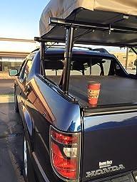 Amazon Com Honda Ridgeline Ladder Rack Gen4 65 Quot Cross